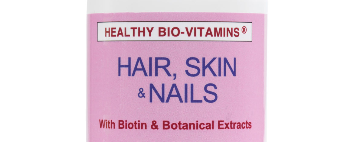 vitamins for hair skin and nails | HBV